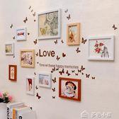 裝飾畫臥室壁畫現代簡約客廳背景牆掛畫組合玄關餐廳牆畫 多色小屋YXS
