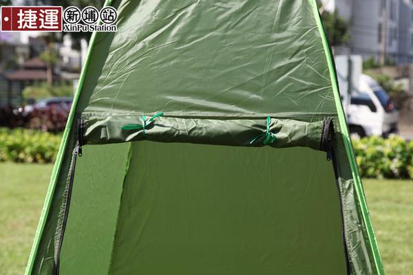 彈開式行動更衣帳篷