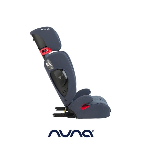 【nuna 官方旗艦店】AACE兒童成長安全座椅-灰藍色