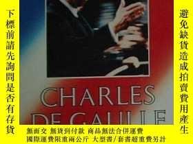 二手書博民逛書店◇法文原版罕見album souvenir Charles De