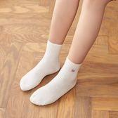 【8:AT 】運動短襪(牙白) (未滿2件恕無法出貨,退貨需整筆退)