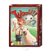 【新天鵝堡】狼來了!WOOOLF ! ←桌遊 遊戲 活動 益智 天黑請閉眼 狼人殺 吹牛
