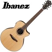 嚴選Ibanez AE275-LGS 雲杉木單板吉他-附贈千元好禮/原廠公司貨