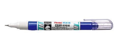 [奇奇文具] 【飛龍 Pentel 修正液】 飛龍Pentel ZL112-WT 極細速乾修正液紅/萬能速乾修正液