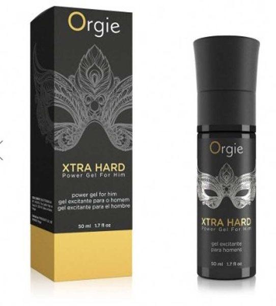 葡萄牙Orgie【越擦越強壯】XTRA HARD 長效修復保養液(50m)