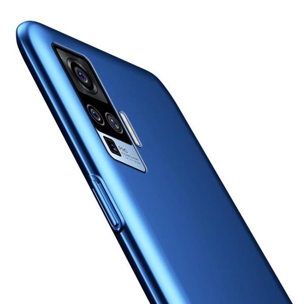 VIVO X50 Pro X50Pro 保護殼防摔 防指紋 超薄磨砂 輕薄 磨砂硬殼 純色