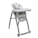 【贈動物手搖鈴】奇哥 joie Multiply 6in1成長型多用途餐椅-灰