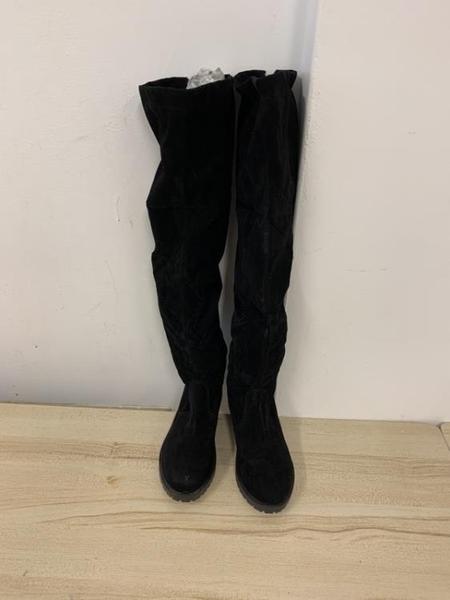 韓版顯瘦高筒靴平跟過膝靴長靴(37號/50/777-4558)