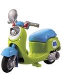 Dream Tomica 多美小汽車 DMA-06 10周年夢幻大眼仔摩托車 怪獸電力公司