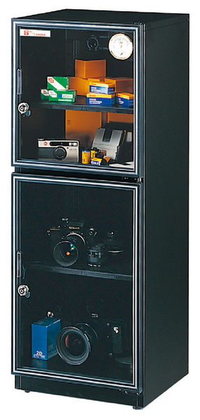 【 IS空間美學】DCGH(指針)142 約142公升 防潮箱