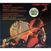 【停看聽音響唱片】【CD】謝霖:布拉姆斯 / 柴可夫斯基 / 小提琴協奏曲