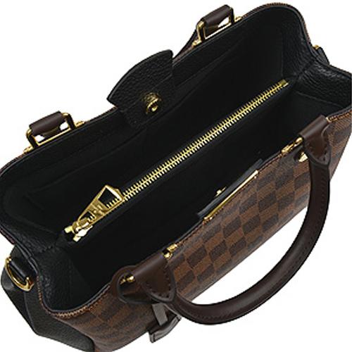 Louis Vuitton LV N41673 Brittany 棋盤格紋附鎖組兩用仕女包 全新 預購【茱麗葉精品】