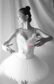 芭蕾舞裙成人新款專業芭蕾練功服吊帶舞蹈紗裙蓬蓬裙小天鵝演出服