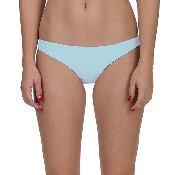Hurley  W HRLY Q/D SURF BTTM TEAL TINT  比基尼褲-(女)