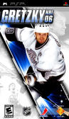 PSP Gretzky NHL 06 美國職業冰球聯盟06(美版代購)