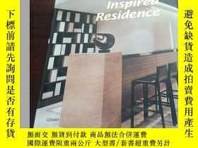 二手書博民逛書店inspired罕見residence【大16開精裝】Y1288