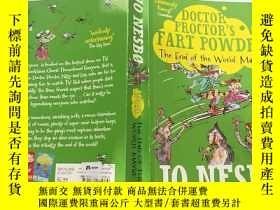 二手書博民逛書店doctor罕見proctor s fart powder :普羅克特醫生的屁粉Y200392