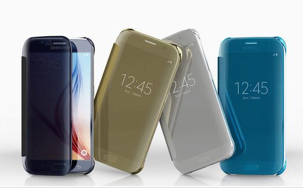 鏡面皮套 iPhone7/Plus(5.5寸) iPhone7(4.7寸) /iphone 8/8plus手機皮套 手機殼