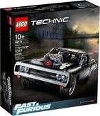 【LEGO樂高】TECHNIC 玩命關頭 唐老大的道奇愛車   #42111
