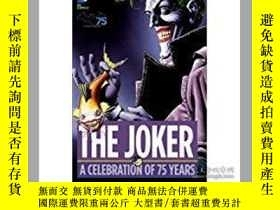 二手書博民逛書店The罕見Joker A Celebration of 75 Y