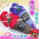 母親節 康乃馨香皂花束 禮盒 禮物(禮盒...