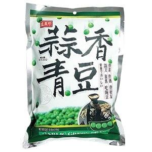 盛香珍 蒜香青豆 240g【康鄰超市】