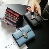 皮質卡包女式多卡位大容量信用卡卡片包簡約小巧超薄新品