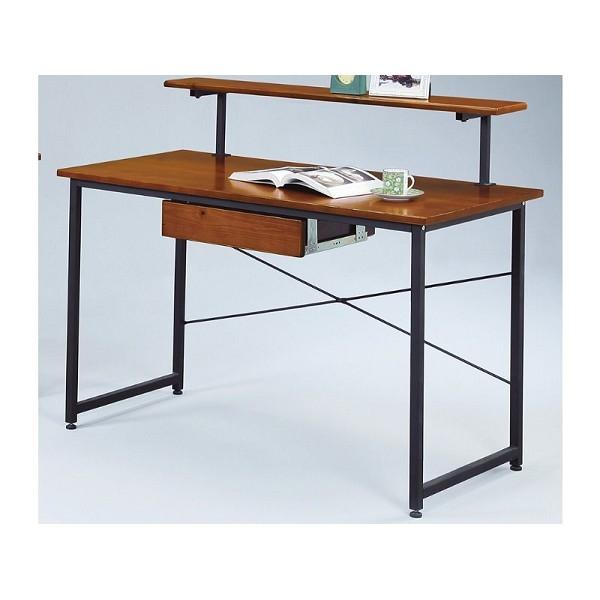 書桌 電腦桌 PK-763-234 簡易實木4尺書桌 (不含其它產品)  【大眾家居舘】