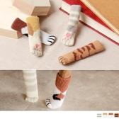 《ZB0713》可愛療癒猫咪肉球椅/桌腳毛布套 OrangeBear