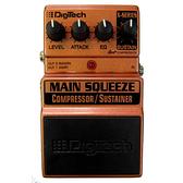★集樂城樂器★展示品出清Digitech Mainsqueeze 效果器(現金價2500)超新!僅此一台