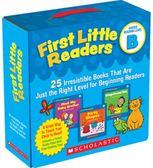 (二手書)First Little Readers Guided Reading Level B Student Pack (with C..
