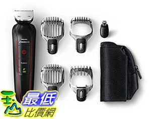 [106美國直購] Norelco QG3372/41 Philips Multigroom Beard, Stubble, Hair, Nose and Body Trimmer