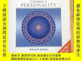 二手書博民逛書店Theories罕見of personality 人格理論 英文