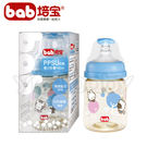 bab 培寶 PPSU奶瓶 寬口徑S160ml (2入裝)【悅兒園婦幼生活館】
