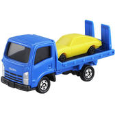 《 TOMICA 火柴盒小汽車 》TM060 - ISUZU車輛搬運車 ╭★ JOYBUS玩具百貨