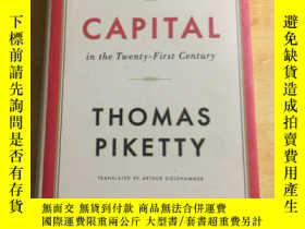 二手書博民逛書店Capital罕見in the Twenty-First Cen