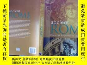 二手書博民逛書店ancient罕見ROME(古羅馬)Y18793 出版2007