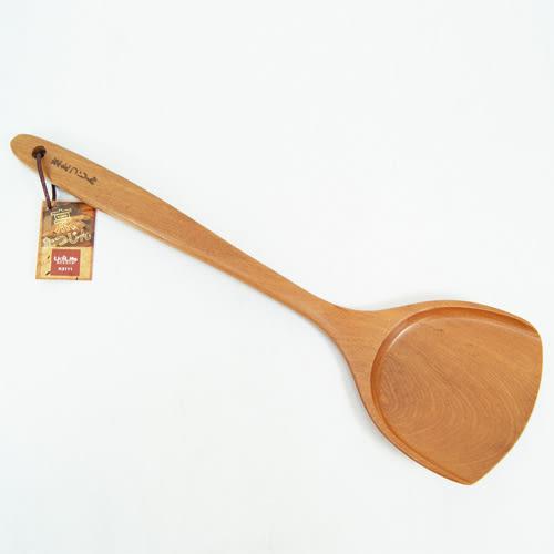 【好市吉居家生活】生活大師UdiLife K3111 品木屋 全柄木煎 煎匙 鍋鏟 煎鏟