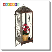 DecoBox鄉村風-地中海燭台大花架 - (多肉花架,燈罩,燈籠,lantern)