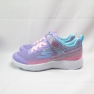 Skechers DYNA LITE SHIMMER 中童鞋 302456LLVMT 粉紫【iSport愛運動】