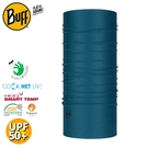 【BUFF 西班牙 COOLNET抗UV驅蟲頭巾《日食藍空》】119329/涼感/防蟲/圍脖/帽子/口罩/圍巾