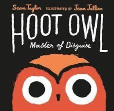 HOOT OWL MASTER OF DISGUISE /英文繪本 {主題:幽默}