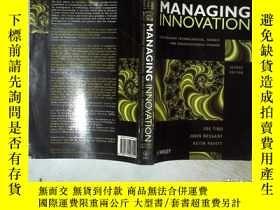 二手書博民逛書店MANAGING罕見INNOVATION SECOND EDITION 管理創新第二版 16開 01Y2611