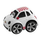 Chicco FIAT 500經典迴力車-Abarth紅格紋[衛立兒生活館]