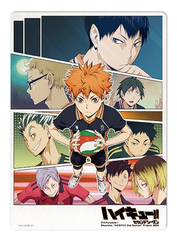 排球少年SS-桌墊(1)