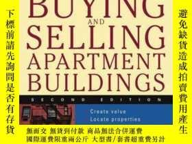 二手書博民逛書店The罕見Complete Guide to Buying and Selling Apartment Build