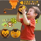 1號小足球威爾勝小孩足球PU兒童玩具動物小球Wilson寶寶足球 交換禮物