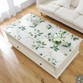 餐巾布 桌墊防水pvc防燙膠墊ins風桌布餐桌墊隔熱北歐水晶板玻璃茶幾墊 多色