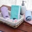 【MORINO】美國棉雙面條紋浴巾