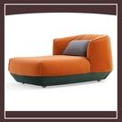 【多瓦娜】輕奢質感貴妃躺椅(含靠枕) 21152-421002